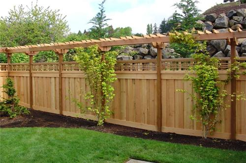A Barragan Wood Fencing Www Bestwoodfences Com Most